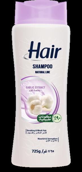 HAIR Garlic Shampoo