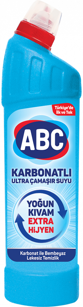 ABC Karbonatlı Ultra Çamaşır Suyu