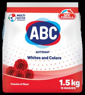 ABC Automat Rose Passion