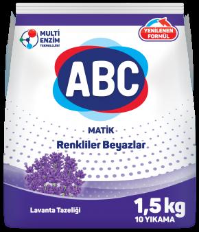 ABC Matik Lavanta Tazeliği
