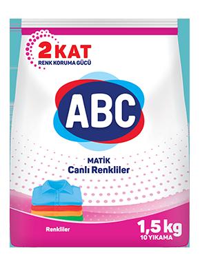 ABC Matik Color