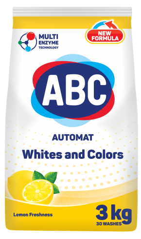 ABC Automat Lemon