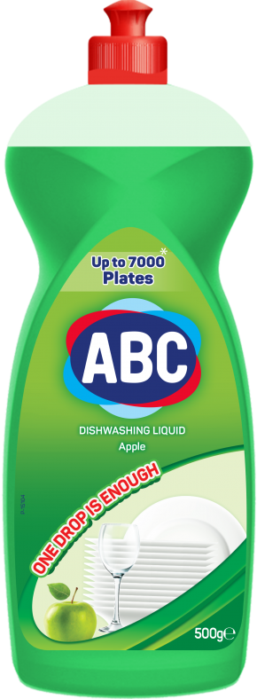 ABC Dishwashing Liquid Apple