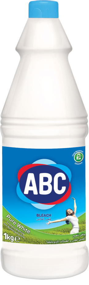 ABC Bleach Pure White