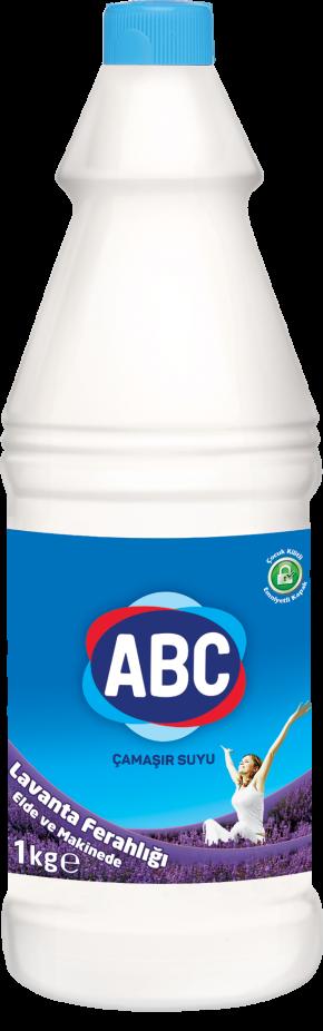 ABC Çamaşır Suyu Lavanta