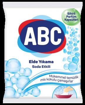 ABC Toz Soda Etkili