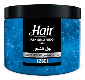 HAIR Flexible Styling Gel Ultra Strong