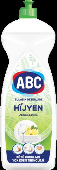 ABC Bulaşık Deterjanı Hijyen