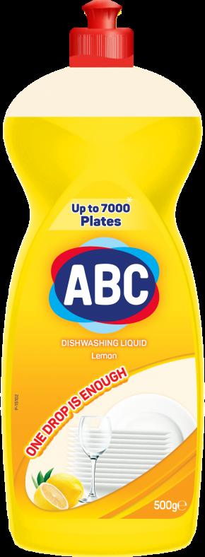 ABC Dishwashing Liquid Lemon