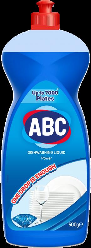 ABC Dishwashing Liquid Power