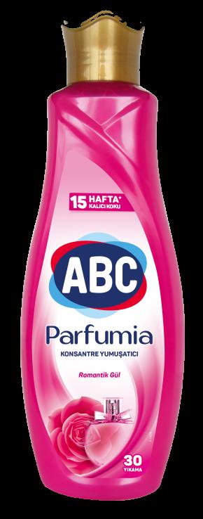 ABC Parfumia Konsantre Yumuşatıcı Romantik Gül