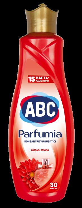 ABC Parfumia Konsantre Yumuşatıcı Tutkulu Dahlia