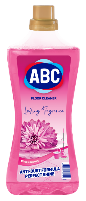 ABC Surface Cleaner Pink Bouquet