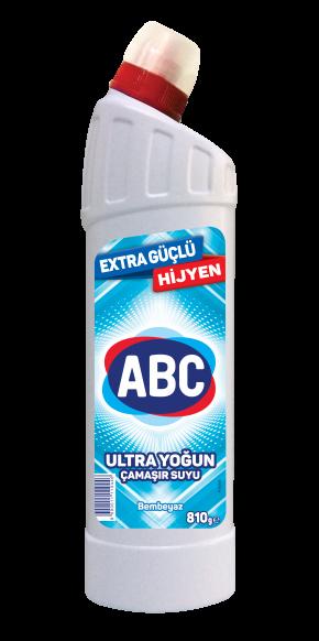 ABC Ultra Çamaşır Suyu Bembeyaz