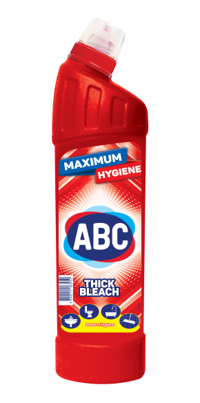 ABC Ultra Bleach Power of Hygiene
