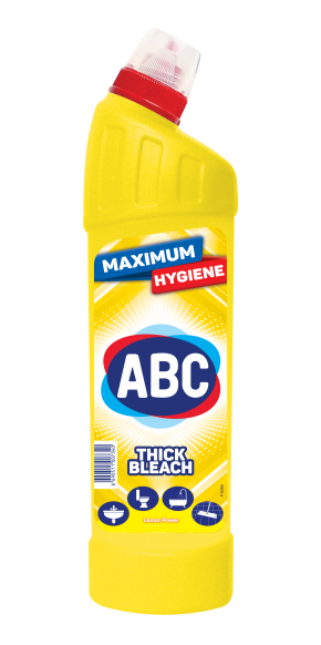 ABC Ultra Bleach Lemon Power