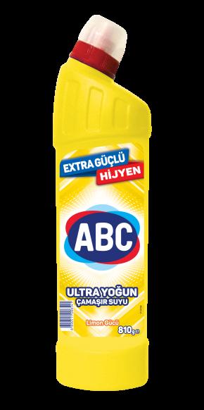 ABC Ultra Çamaşır Suyu Limon Gücü