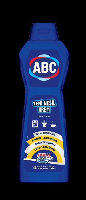 ABC Yeni Nesil Krem Limon Kokulu