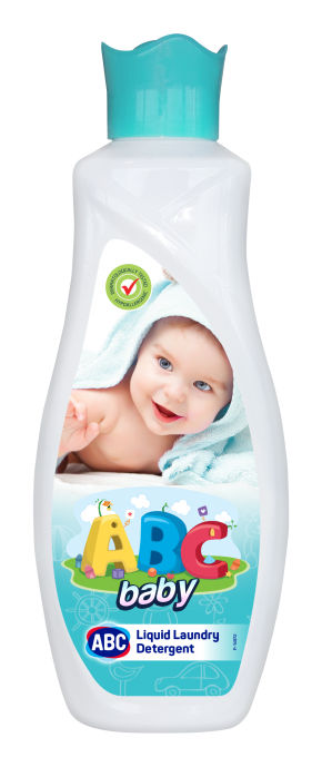 ABC Liquid Laundry Detergent for Baby