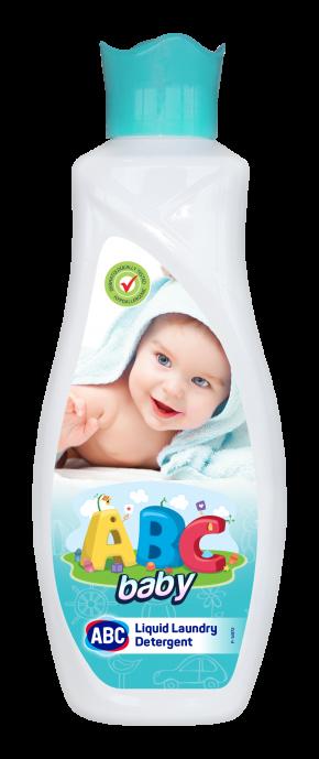ABC Liquid Laundry Detergent for Baby