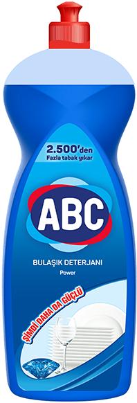 ABC Bulaşık Deterjanı Power