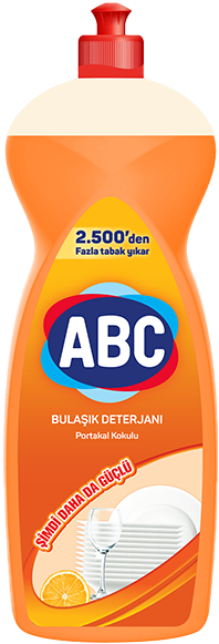 ABC Bulaşık Deterjanı Portakal