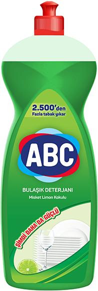 ABC Bulaşık Deterjanı Misket Limonu