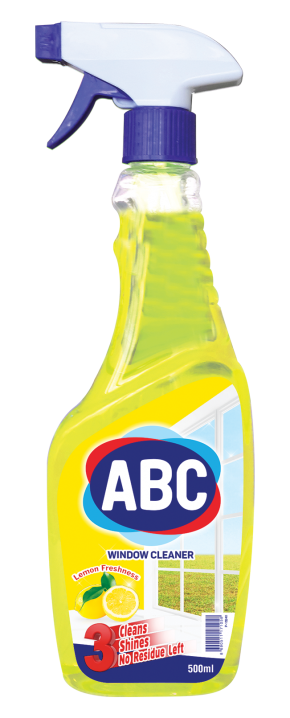 ABC Glass Cleaner Lemon
