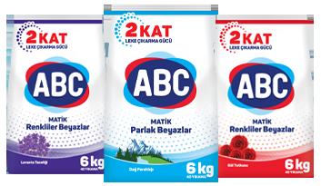 ABC Matik Toz Deterjanlar