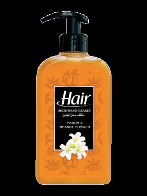 HAIR Liquid Hand Cleaner Mango & Orange Flower
