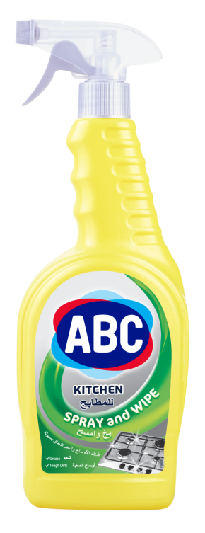 ABC Spray & Wipe Kitchen