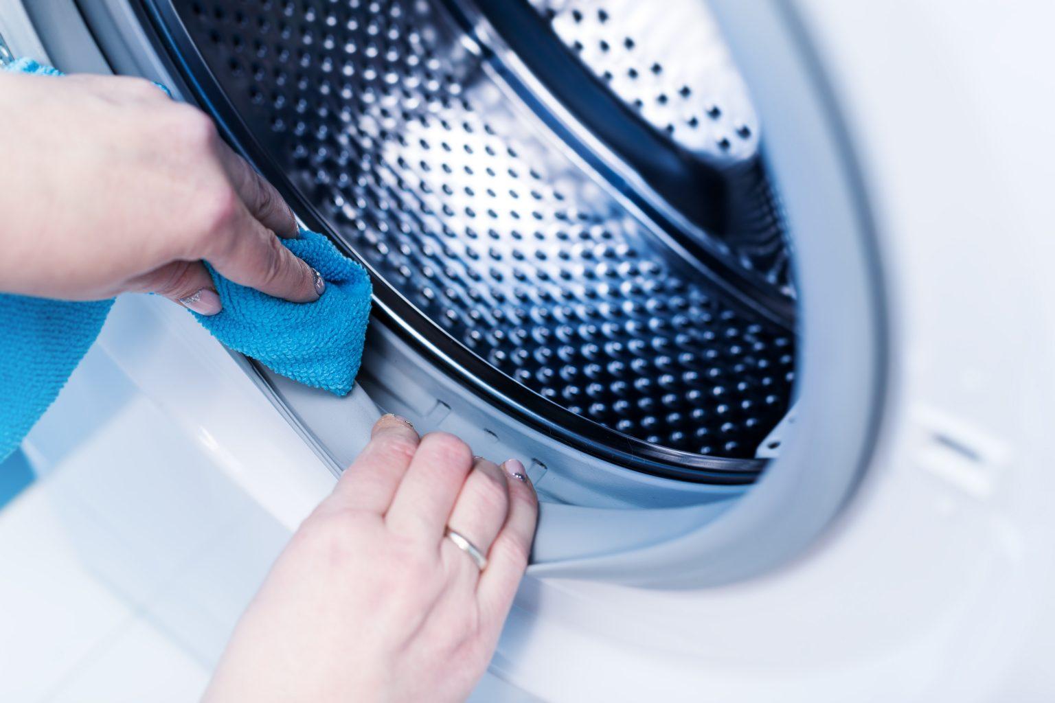 Çamaşır makinesinin içi nasıl temizlenir?
