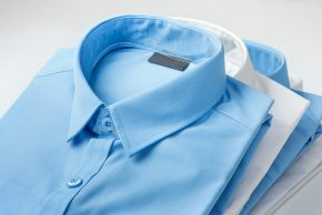 How can I remove shirt collar and sleeve cuff stains completely?